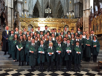Abbey Gate College Choir