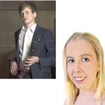 Gala concert: Jonathan Guy clarinet and  Leanne Cody piano